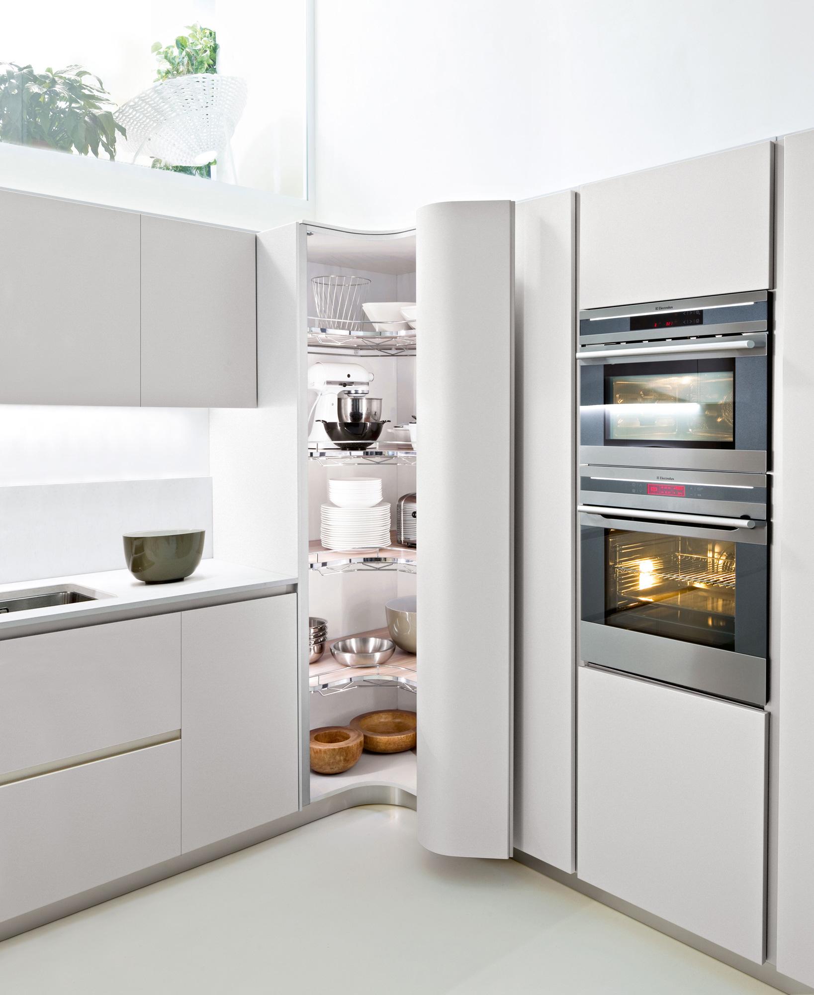 Beautiful Cucine Moderne Con Dispensa Ideas - harrop.us - harrop.us